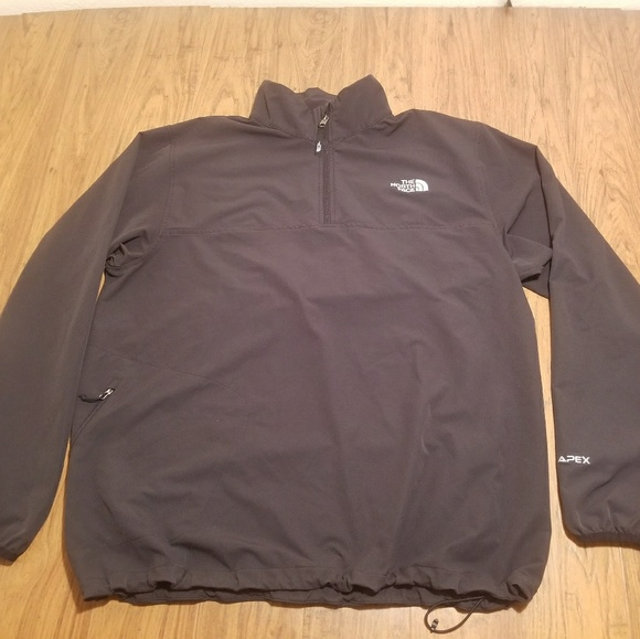 2b52a5256 The Northface Apex Pull Over Half Zip